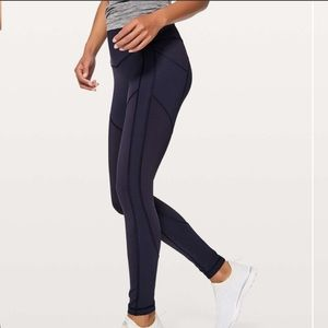 NWT LULULEMON ALL THE RIGHT PLACES PANT ll GTBB